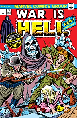War is Hell (1973-1975) #9