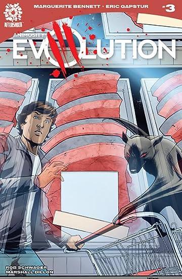 Animosity: Evolution #3
