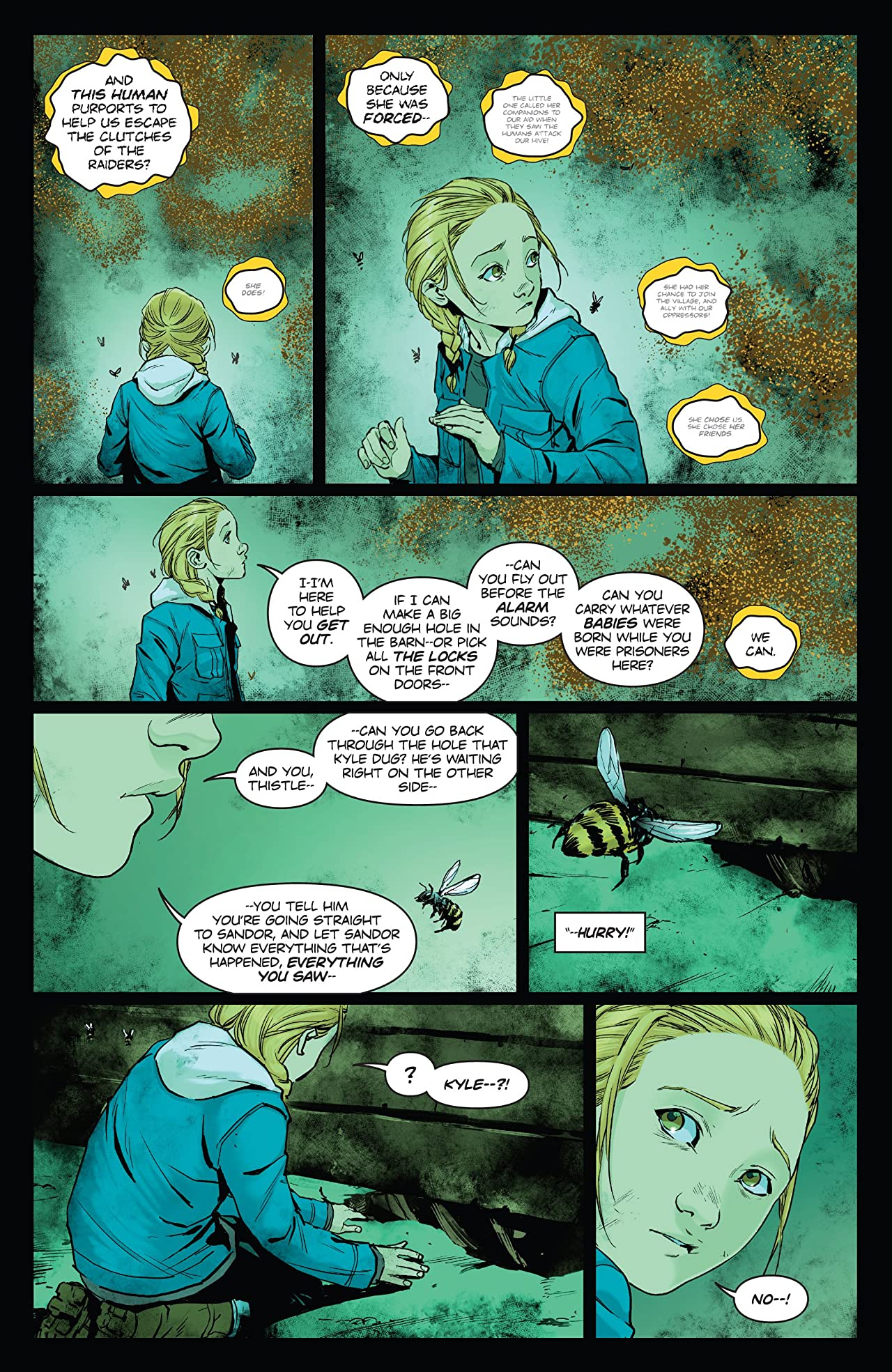 Animosity #11