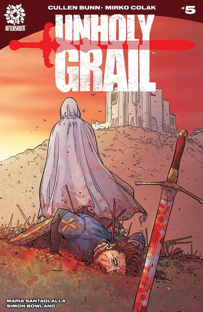 Unholy Grail #5