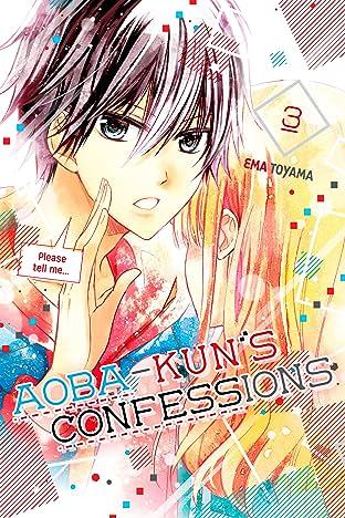 Aoba-kun's Confessions Tome 3