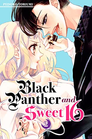 Black Panther and Sweet 16 Tome 2