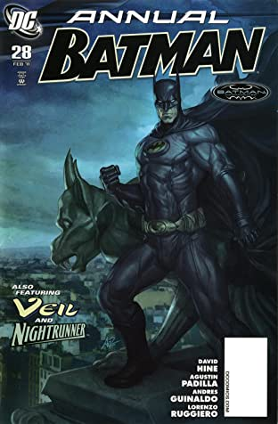 Batman (1940-2011) Annual #28