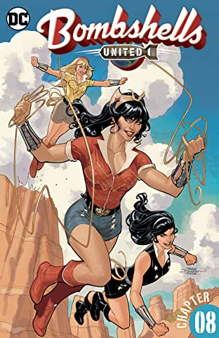 Bombshells: United (2017-2018) No.8