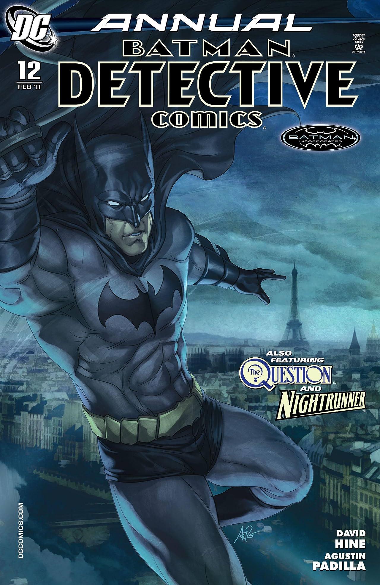 Detective Comics (1937-2011) Annual #12