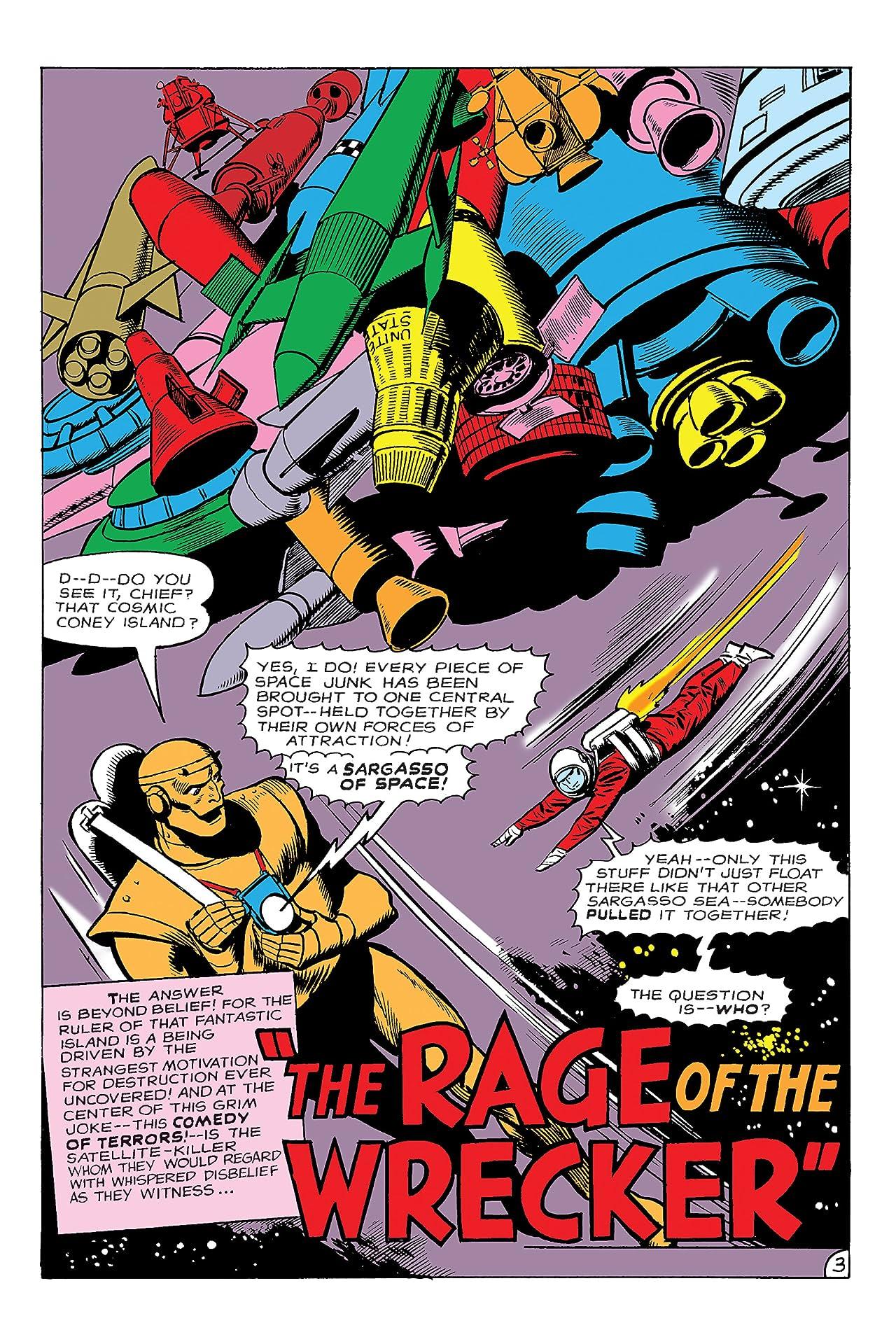 Doom Patrol (1964-1968) #120