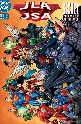 JLA/JSA Secret Files (2002) #1