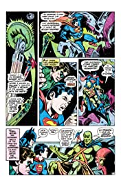 Justice League of America (1960-1987) #115