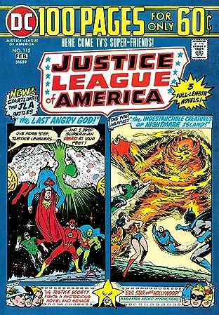 Justice League of America (1960-1987) #115
