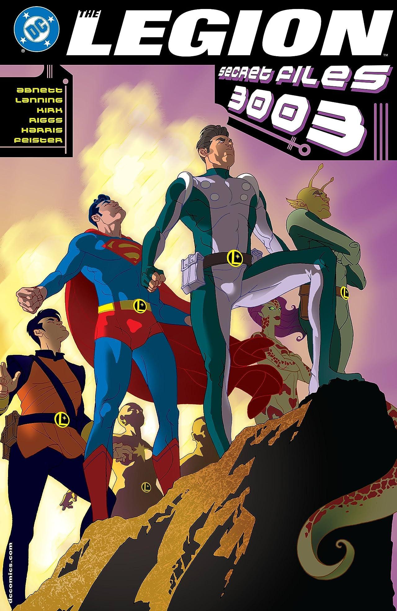 The Legion Secret Files 3003 (2003) #1