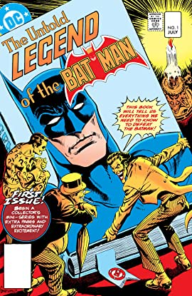 The Untold Legend of the Batman (1980) #1