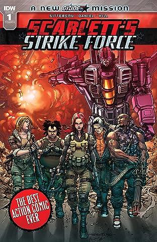 Scarlett's Strike Force No.1