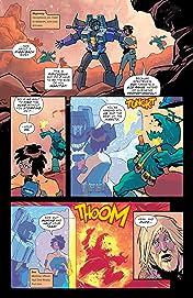 Scarlett's Strike Force #1