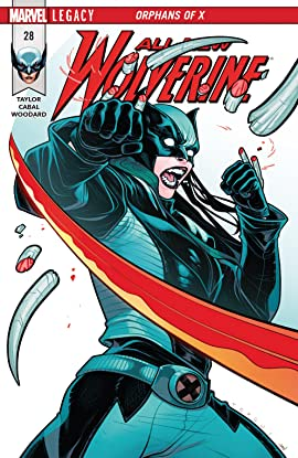 All-New Wolverine (2015-2018) #28