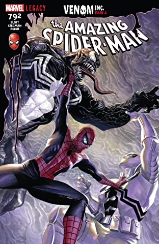 Amazing Spider-Man (2015-) #792