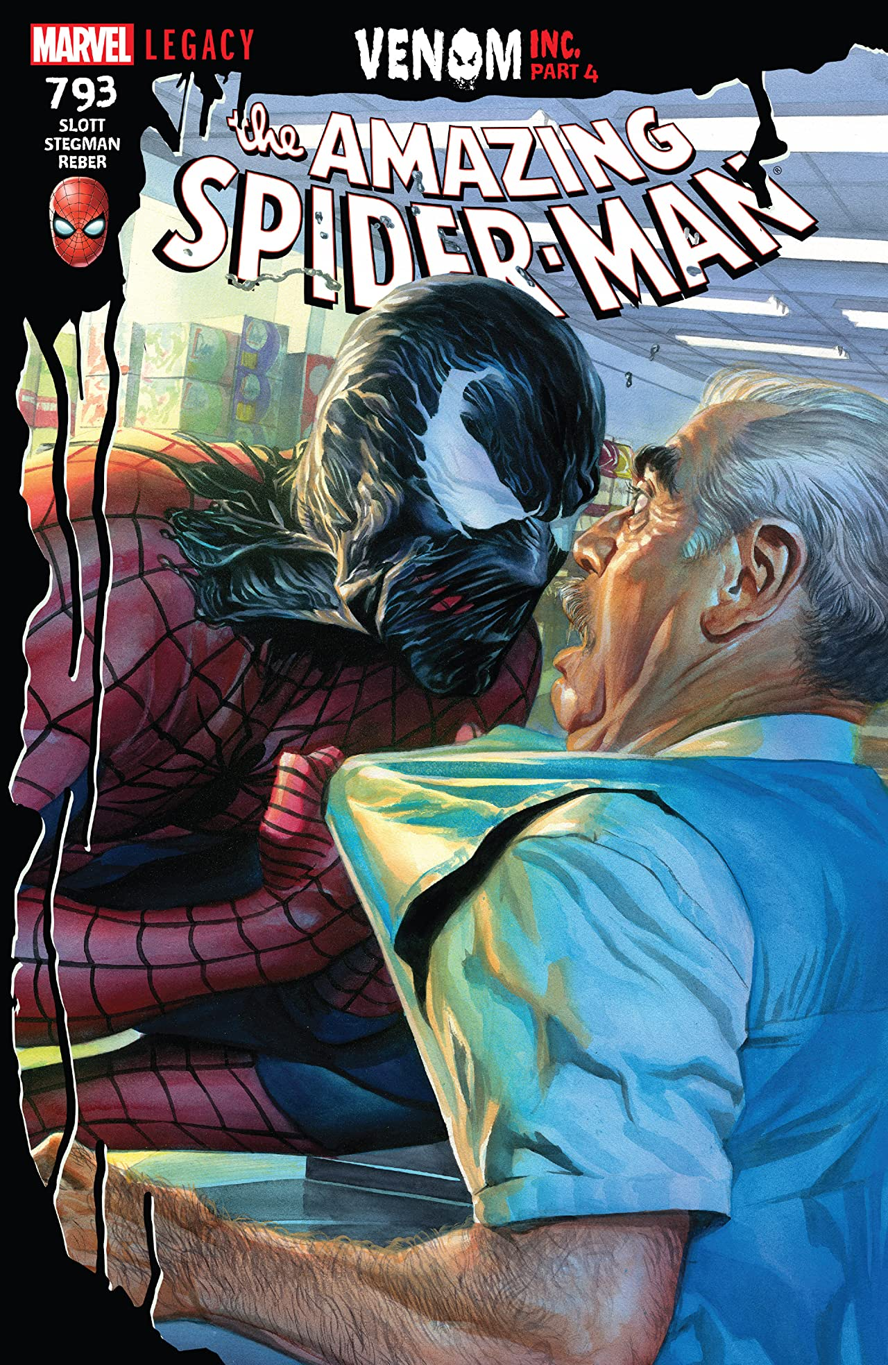 Amazing Spider-Man (2015-) #793