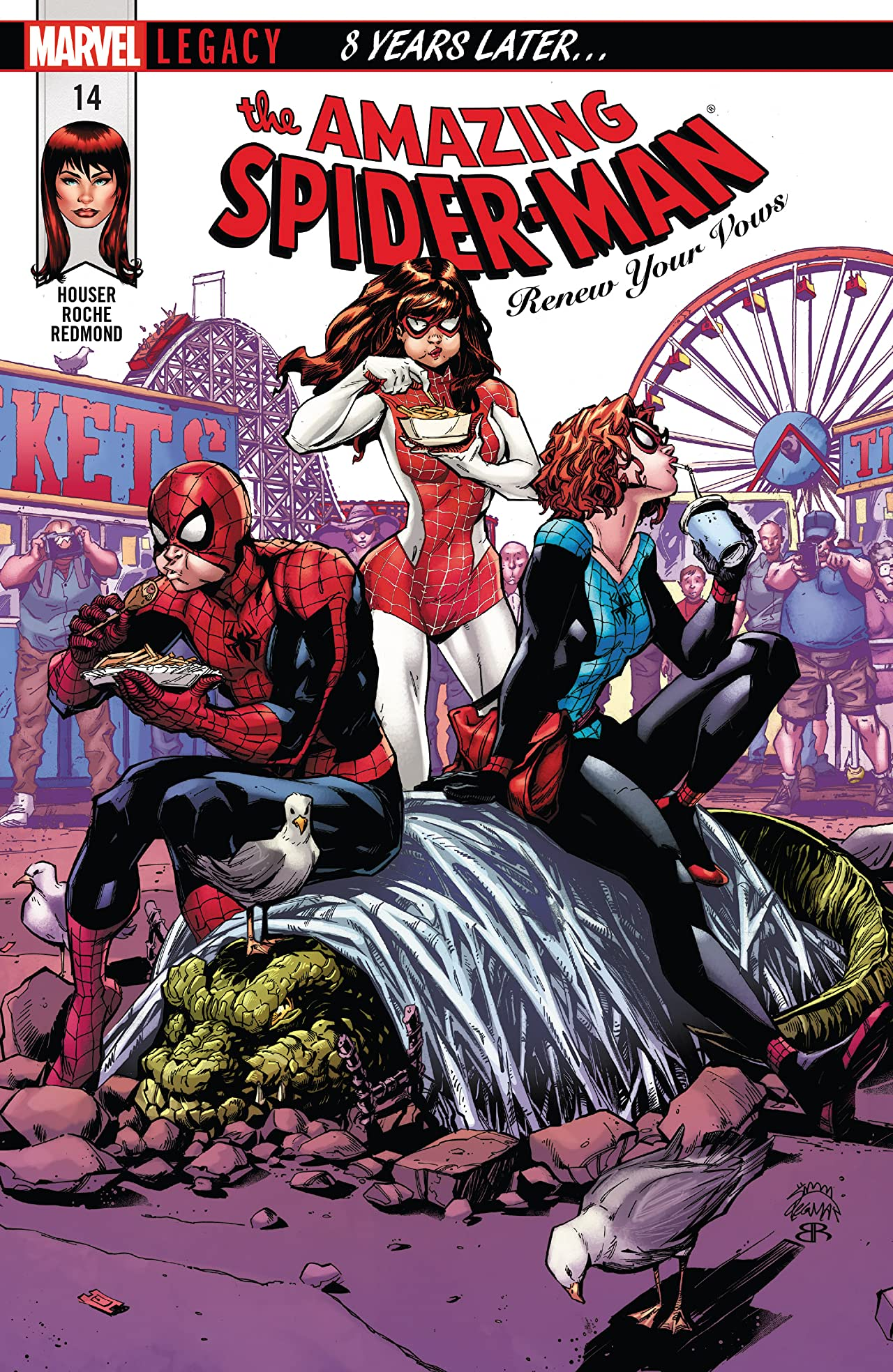 Amazing Spider-Man: Renew Your Vows (2016-2018) #14