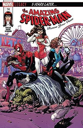 Amazing Spider-Man: Renew Your Vows (2016-2018) #14
