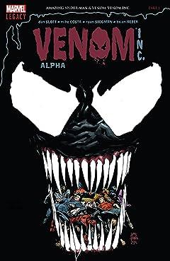 Amazing Spider-Man: Venom Inc. Alpha (2017) No.1