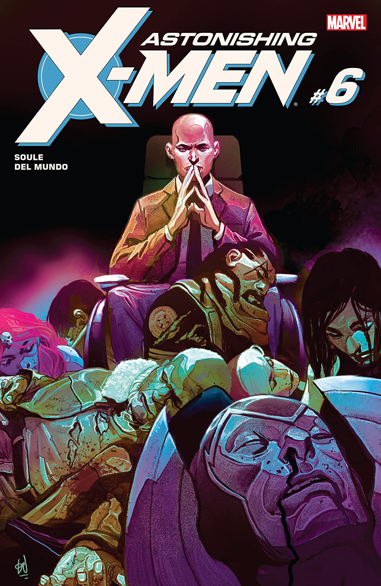 Astonishing X-Men (2017-) #6