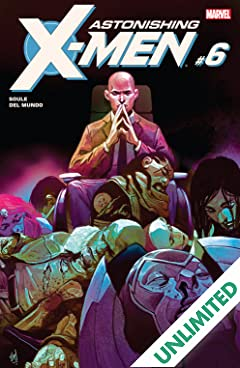Astonishing X-Men (2017-2018) #6
