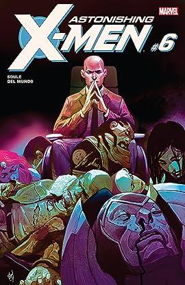 Astonishing X-Men (2017-2018) #6
