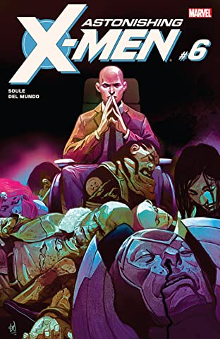 Astonishing X-Men (2017-) No.6