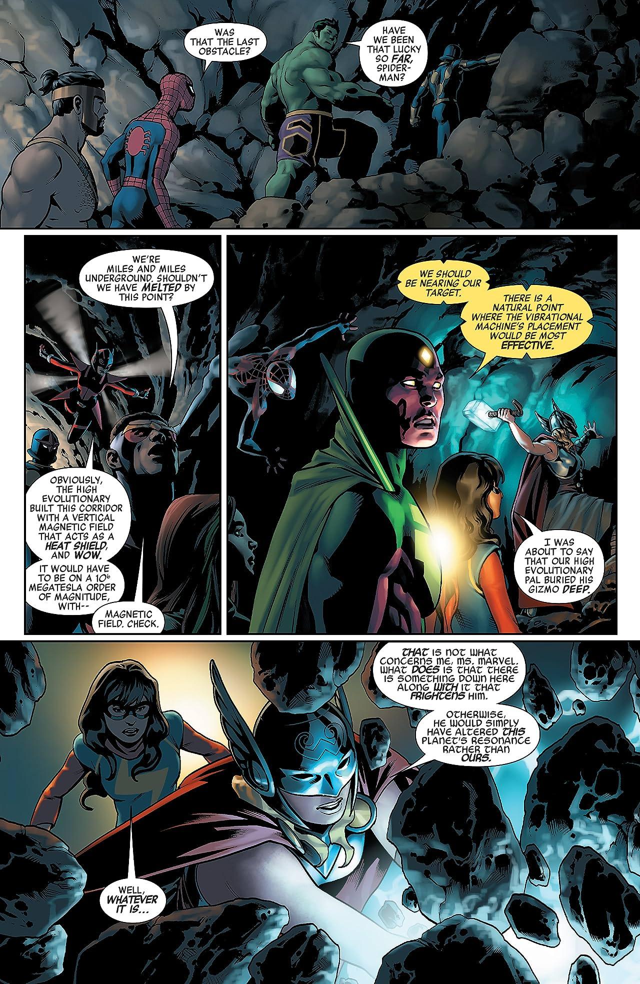 Avengers (2016-) #674