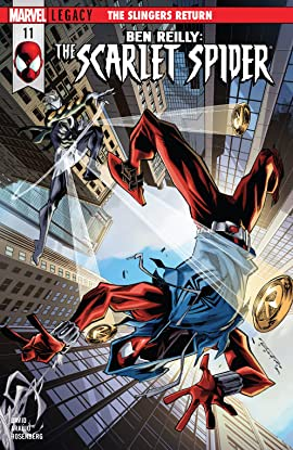 Ben Reilly: Scarlet Spider (2017-2018) #11