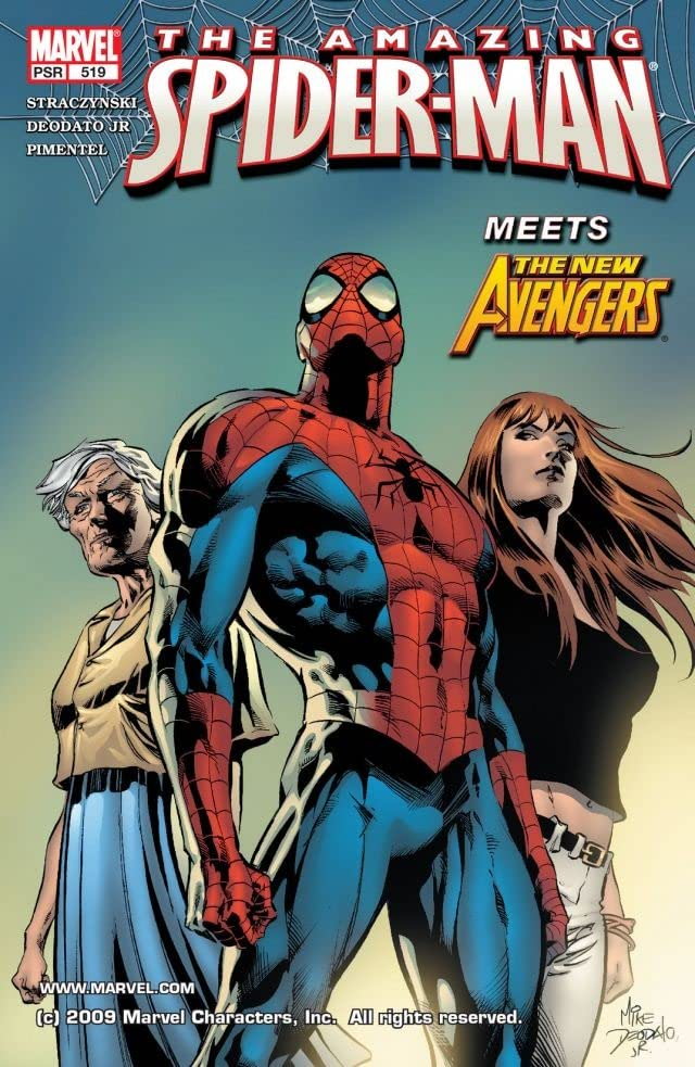 Amazing Spider-Man (1999-2013) #519