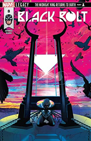 Black Bolt (2017-) #8