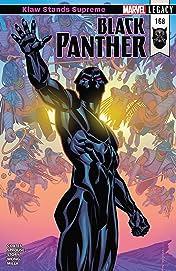 Black Panther (2016-2018) #168