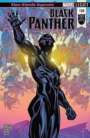 Black Panther (2016-) #168