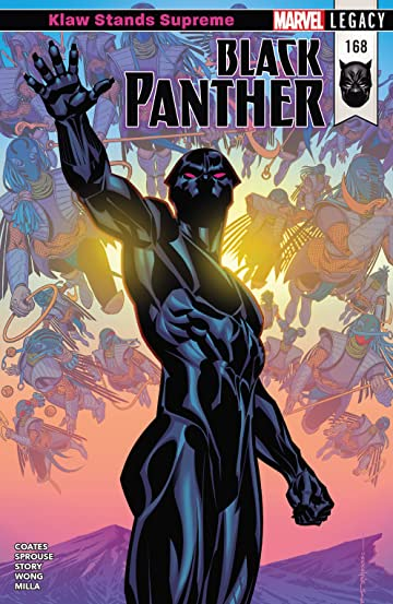 Black Panther (2016-) No.168