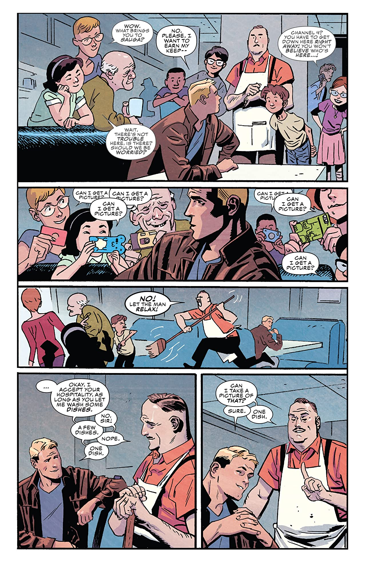 Captain America (2017-2018) #696