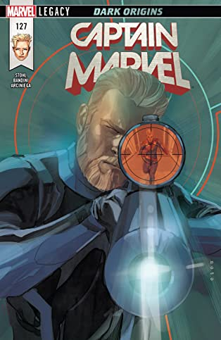 Captain Marvel (2017-) #127