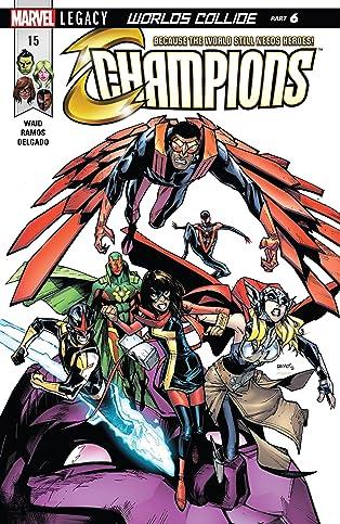 Champions (2016-) #15