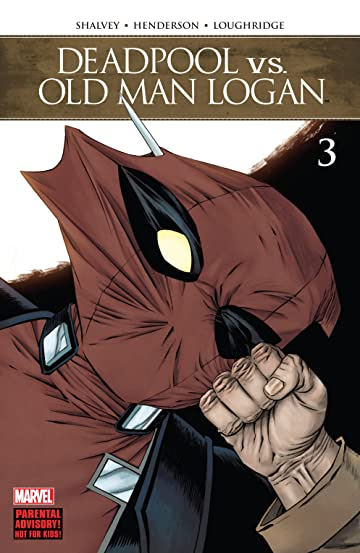 Deadpool vs. Old Man Logan (2017-2018) #3 (of 5)