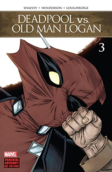 Deadpool vs. Old Man Logan (2017-2018) No.3 (sur 5)