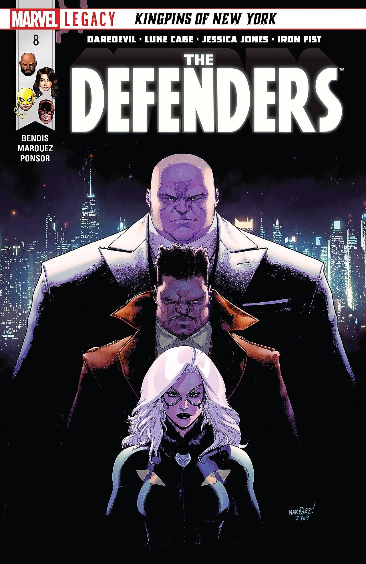Defenders (2017-) #8