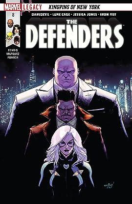 Defenders (2017-2018) #8