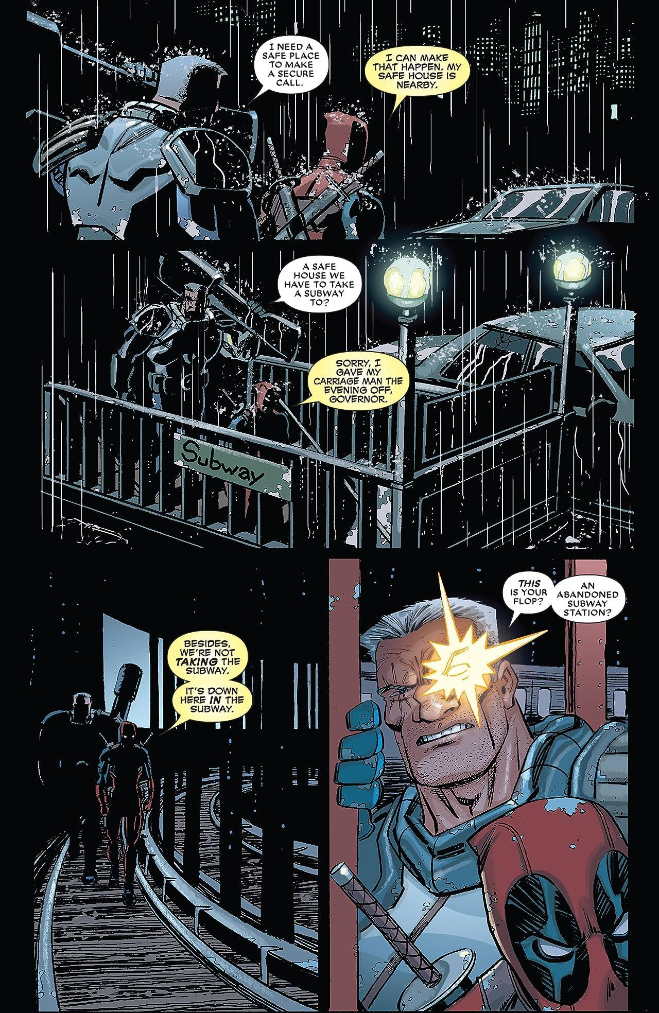 Despicable Deadpool (2017-2018) #290