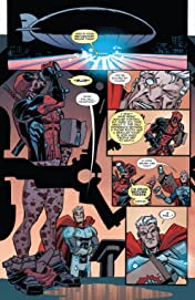 Despicable Deadpool (2017-) #291