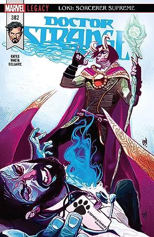 Doctor Strange (2015-2018) No.382