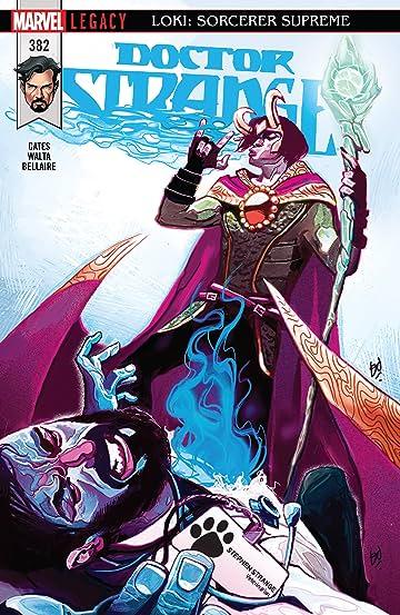 Dr Strange #382