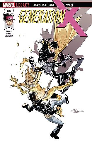 Generation X (2017-) #85