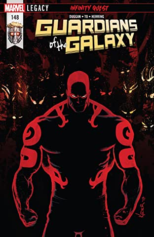 Guardians Of The Galaxy (2017-2018) No.148