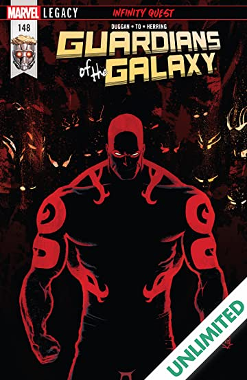 Guardians Of The Galaxy (2017-2018) #148