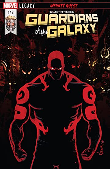 Guardians Of The Galaxy (2017-) #148