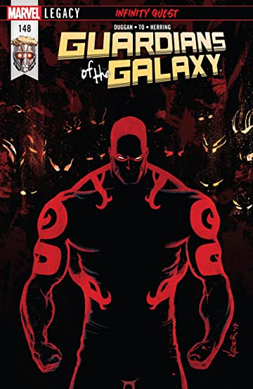 Guardians Of The Galaxy (2017-) No.148